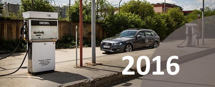 Was sich 2016 für Autofahrer ändert