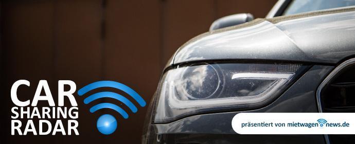 CarsharingRadar - Audi versucht sich weiter in der Findung von Mobilitätsangeboten und Carsharing