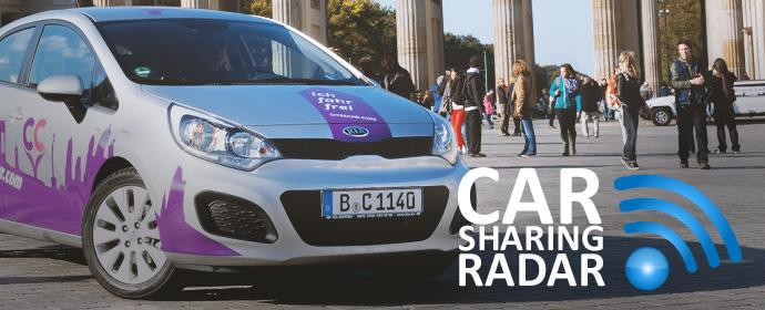 Preiskampf drängt Anbieter vom Carsharing Markt