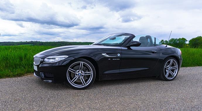 Erfahrung des Monats | BMW Z4 35i von Sixt – präsentiert von MotionDrive