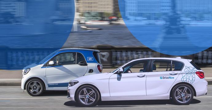 Jahresabschluss bei car2go und DriveNow - 2016 war ein richtig gutes Jahr fürs Carsharing