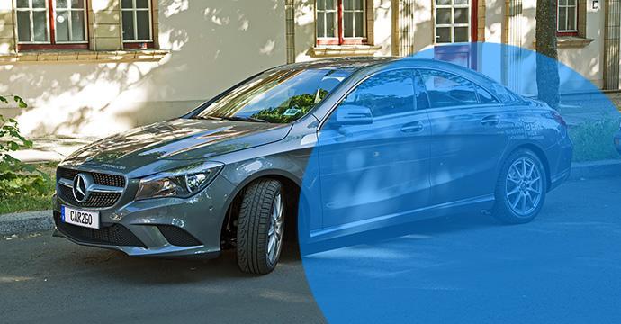 car2go Rheinland wird fünf Jahre alt - und fährt jetzt Mercedes CLA
