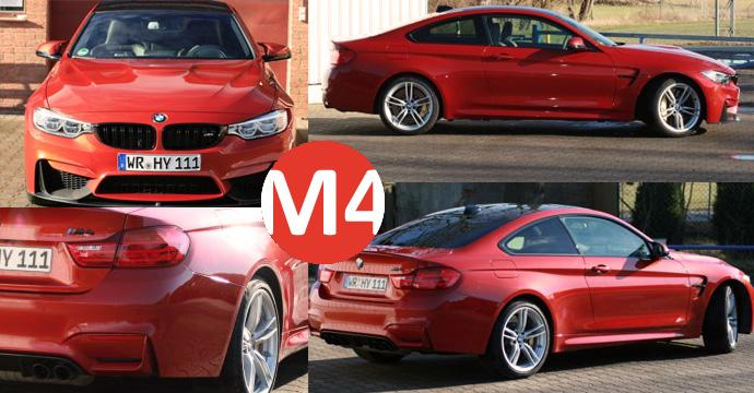 BMW M4 Competition bei Drivar mieten