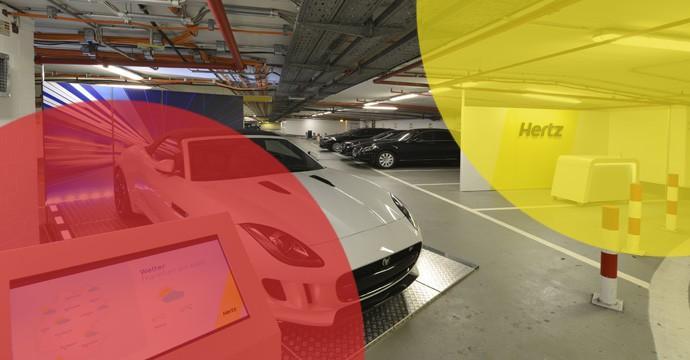 Hertz und Avis geht es wirtschaftlich nicht besonders gut - ist die klassische Autovermietung am Ende