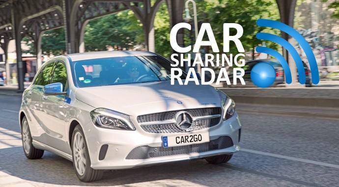 car2go wächst mit Mercedes-Flotte um 44%