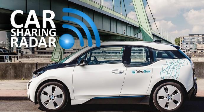 85.000 DriveNow-Kunden nutzen Carsharing in Köln - ein Viertel von ihnen fuhr schon Elektroauto - FlughafenTransfer Köln-Bonn wird unkomplizierter -