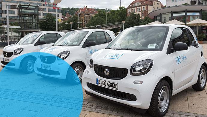 car2go bekommt neue Elektro-Smarts für Stuttgart - außerdem startet car2go in Chicago