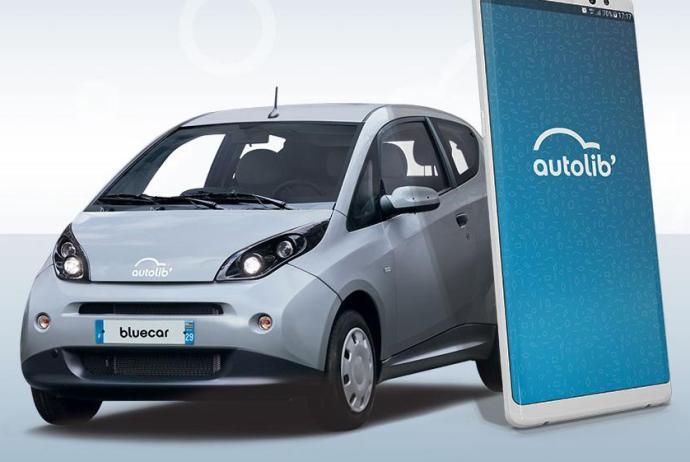 Autolib' wird in Paris den Betrieb einstellen - 300 Millionen Euro Schulden hat das Unternehmen angehäuft