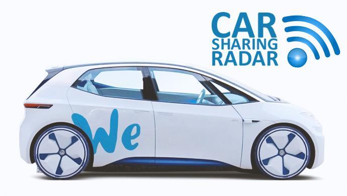 Besser spät als nie: Auch VW will Carsharing anbieten - voll elektrisch und teilautonom, großflächig in vielen Städten Deutschlands und später auch international
