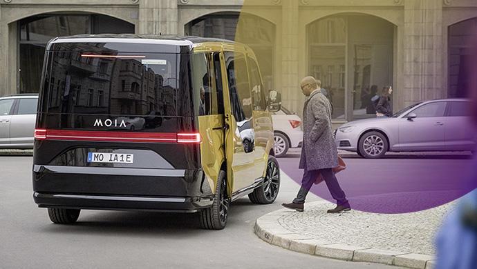 MOIA start Testbetrieb in Hannover mit zunächst 18.500 Nutzern