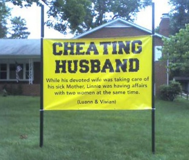 cheating-husband-sign