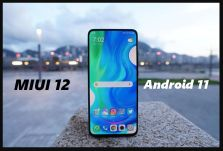 MIUI 12 for Poco F2 pro with Android 11 update