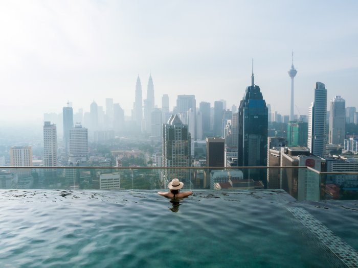 Visite de Kuala Lumpur ultramoderne multiculturelle et frntique  Blog voyage