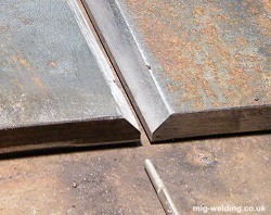 Flat Joints and joint prep