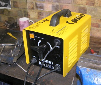 Cheap arc welder