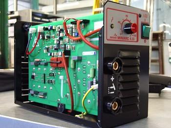 Inverter welder circuit board