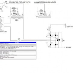 Mig Welder Wiring Diagram 1986 Mazda B2000 Ignition Arc Output Current Control And Dc Rectifier Upgrade | Welding Forum