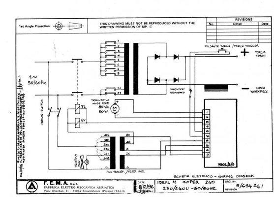 Oxford Welder Wiring Diagram : 28 Wiring Diagram Images