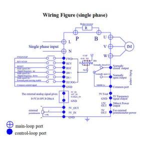 Please Help wiring a pendant to vfd inverter | MIG Welding