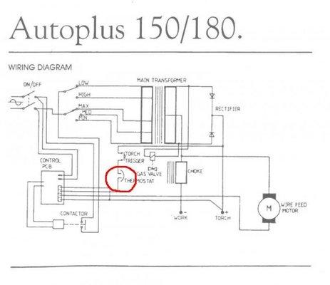 180 Mig Welder Schematic Diagram : 32 Wiring Diagram