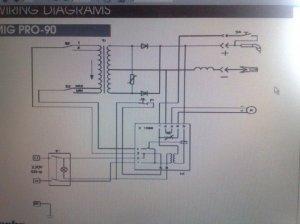 Clarke Pro 90Wire feed motor | MIG Welding Forum