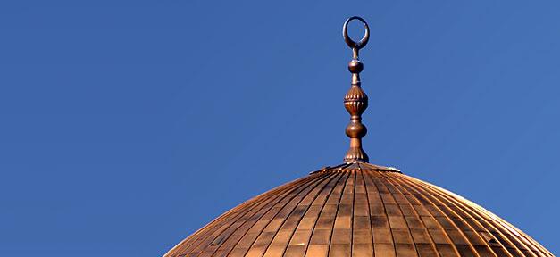 Moscheekuppel © Islamwoche Berlin