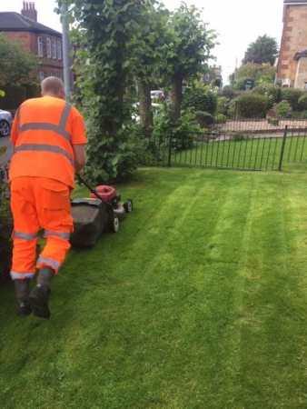 bothwell grass cutting