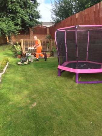 garden maintenance milngavie