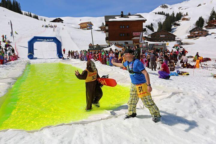 End of the ski season, but just the beginning of Summer fun!