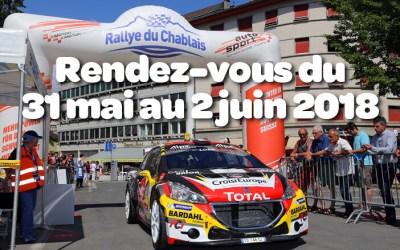 Rally du Chablais celebrates its 15th year