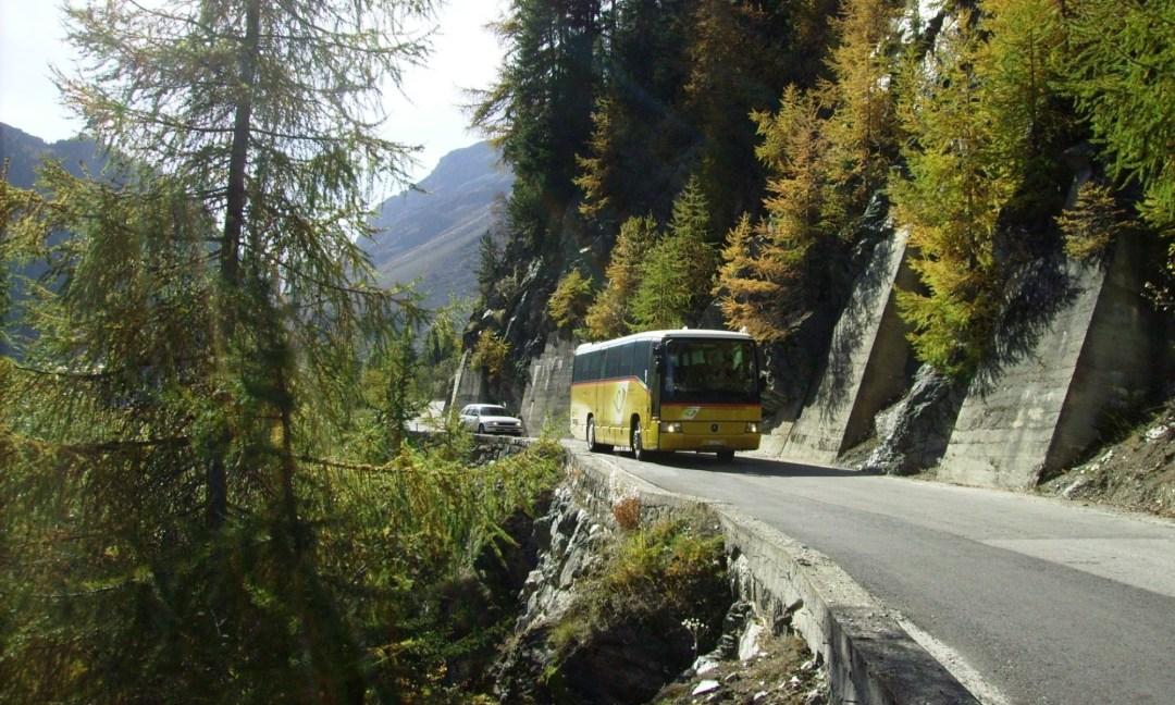 Shuttle bus Grimentz
