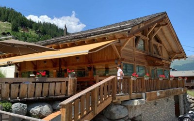 Chez Florioz, Grimentz