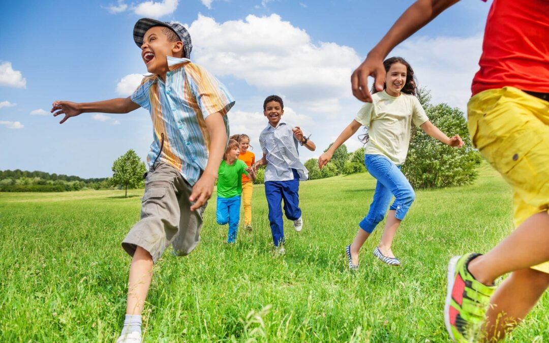 Activity ideas for different stages of play