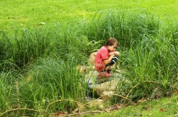 Garden-boy-creek