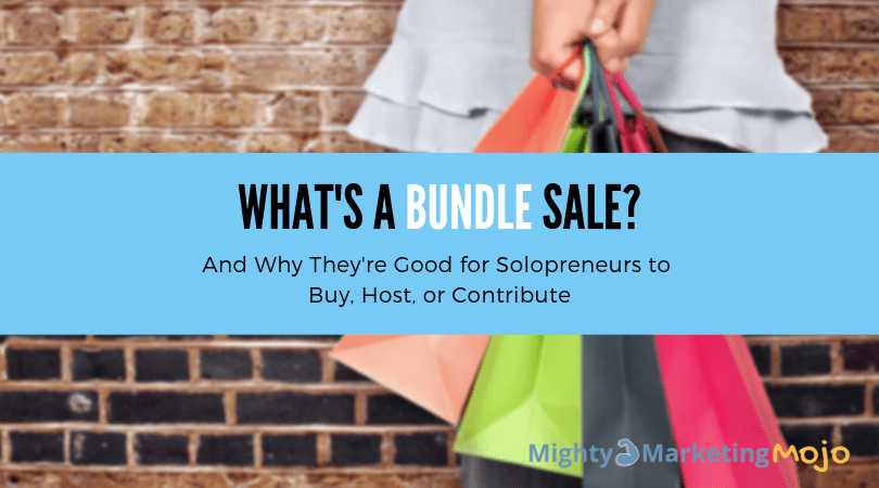 Mighty Marketing Explains What is a bundle sale why to buy one
