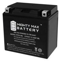 YTX14-BS – 12V 12AH  200 CCA – SLA Battery