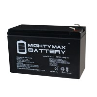 12V 9Ah SLA Replacement Battery compatible with Humminbird 4069001 PTC U
