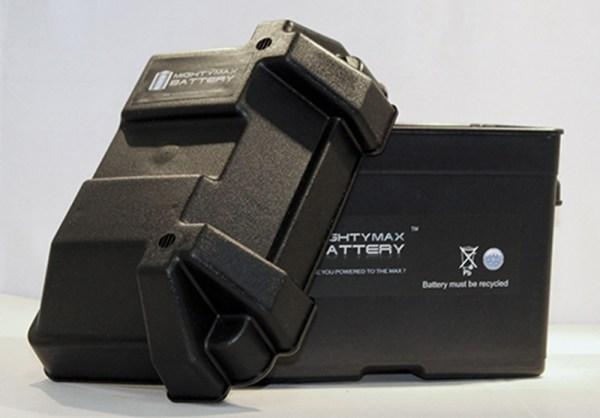 Heavy Duty SLA / GEL Group U1 Battery Box for Leisure Lift