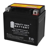 YTZ7S 12V 6AH 130CCA SLA BATTERY
