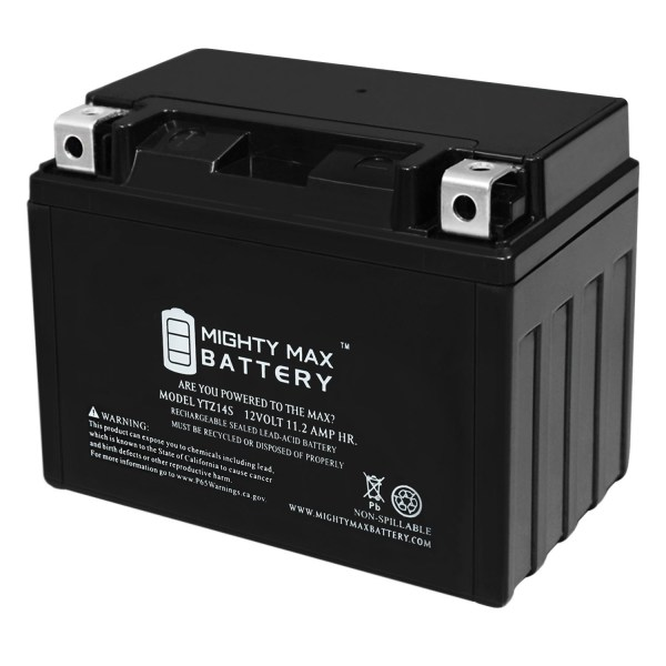 12V 11.2Ah Battery Replacement for BMW R1200GS Adventure 14-17