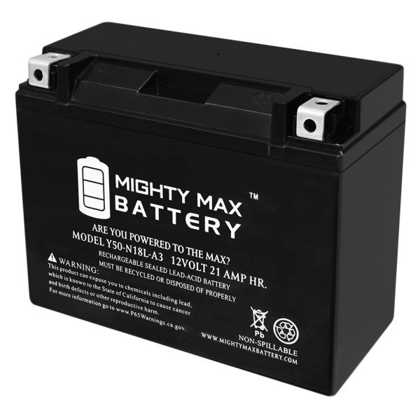 Y50-N18L-A3 Battery for ARCTIC CAT Panther 660 All CC 2006-2007