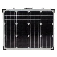100 Watt 12V Monocrystalline Foldable Solar Suitcase + 10A Controller