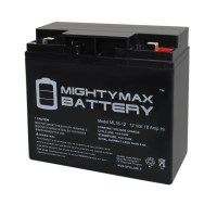 ML18-12 – 12 Volt 18AH F2 SLA Battery
