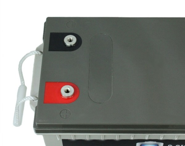 Sealed Lead-Acid – AGM-type, 12V, 200 Amps Internal Thread Battery