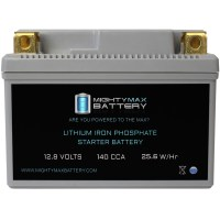 YTZ7S-LIFEPO4 12V 140CCA Lithium Iron Phosphate Battery