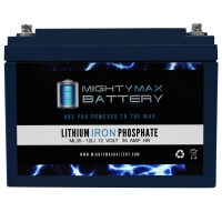 ML35-12LI -12V 35AH Deep Cycle Lithium Battery