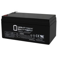 ML3-12 – 12 VOLT 3 AH SLA BATTERY