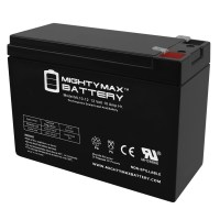 12V 10Ah iZip i-500 Scooter Battery