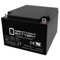 ML26-12 12V 26AH T3 Terminal – Sealed Lead Acid Battery