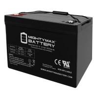 12V 100AH SLA Battery